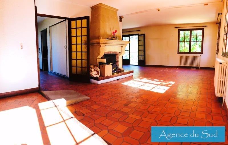 Vente maison / villa La bouilladisse 379000€ - Photo 2