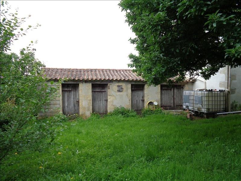Vente maison / villa Souvigne 187200€ - Photo 9
