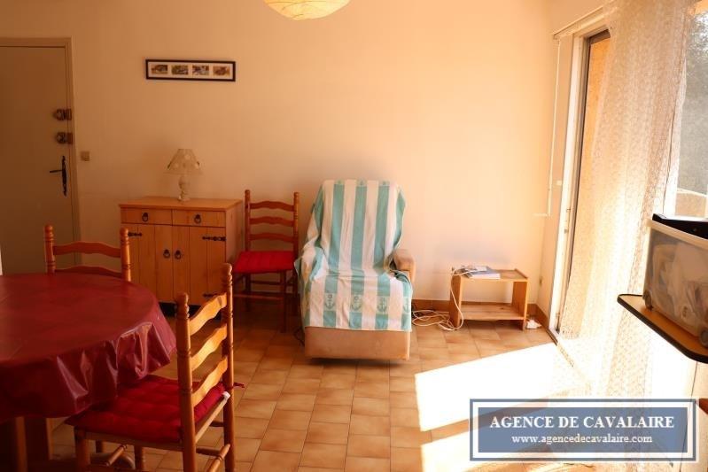 Vente appartement Cavalaire sur mer 116000€ - Photo 2