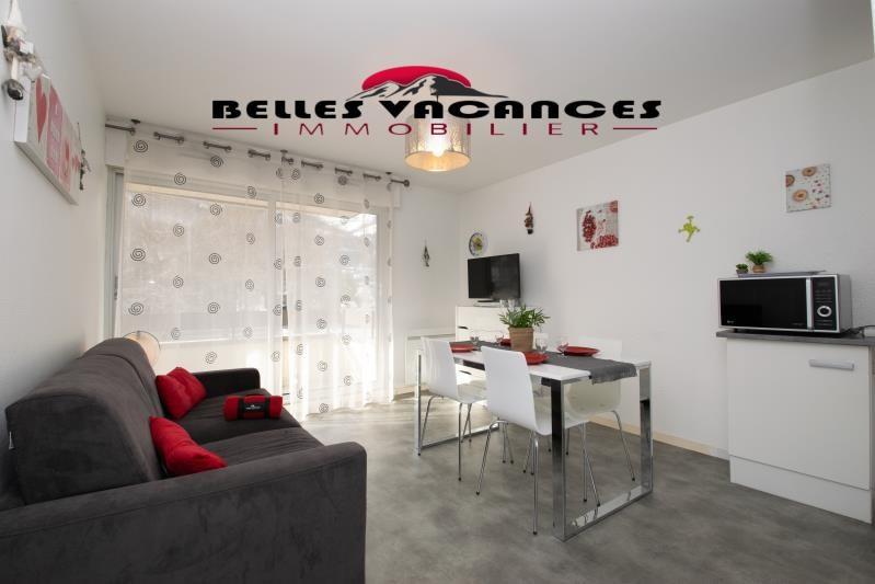 Sale apartment Saint-lary-soulan 101000€ - Picture 1
