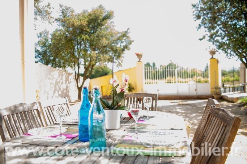 Verkoop van prestige  huis Mazan 640000€ - Foto 14