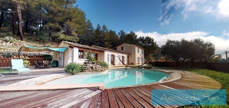 Vente de prestige maison / villa Greasque 669000€ - Photo 1