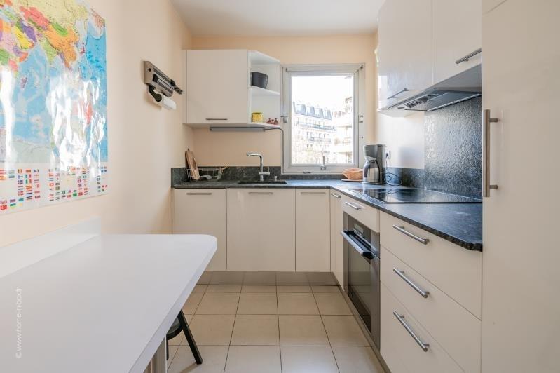 Vente de prestige appartement Paris 14ème 1021000€ - Photo 6