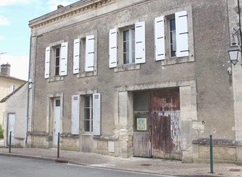 Vente maison / villa Cadillac en fronsadais 97000€ - Photo 1