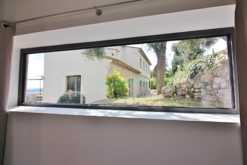 Vente de prestige maison / villa Le tignet 1070000€ - Photo 19