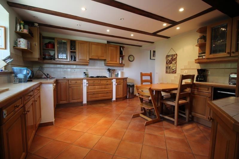 Deluxe sale house / villa Saint sixt 630000€ - Picture 4