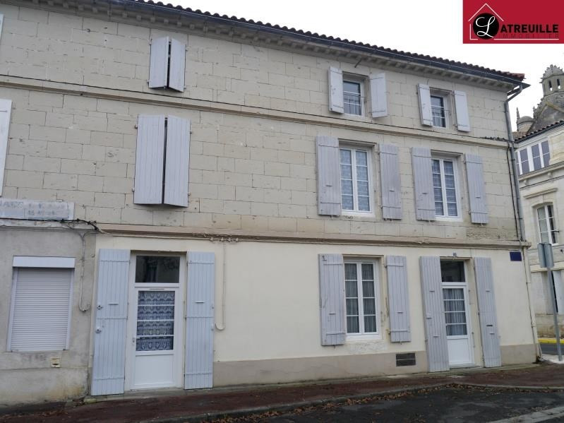 Vente maison / villa St fort sur gironde 137 800€ - Photo 1