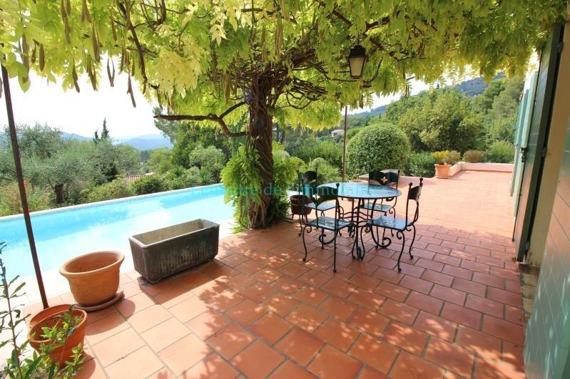 Vente de prestige maison / villa Le tignet 685000€ - Photo 3