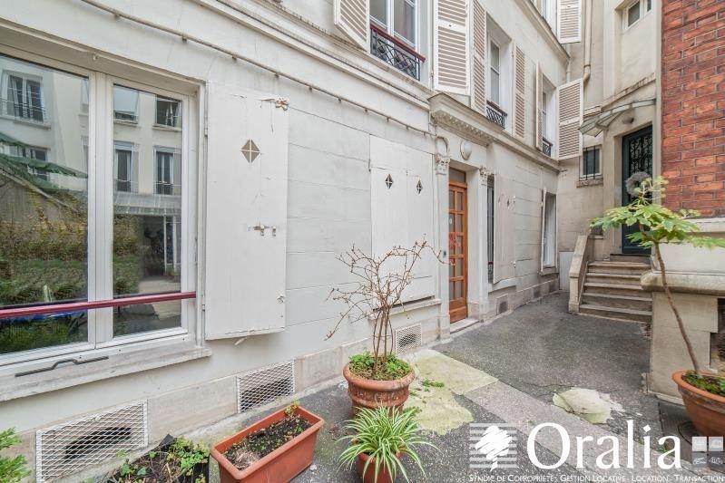 Vente appartement Paris 17ème 370000€ - Photo 7