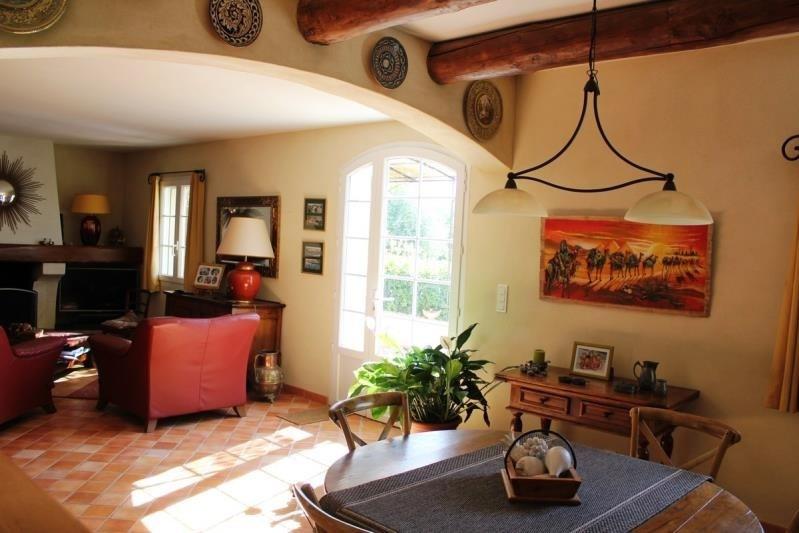 Vente maison / villa Rochefort du gard 530000€ - Photo 6