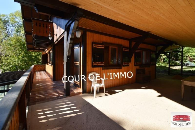 Vente maison / villa Bonne 495000€ - Photo 4