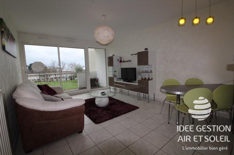 Location appartement Larmor plage 650€ CC - Photo 1