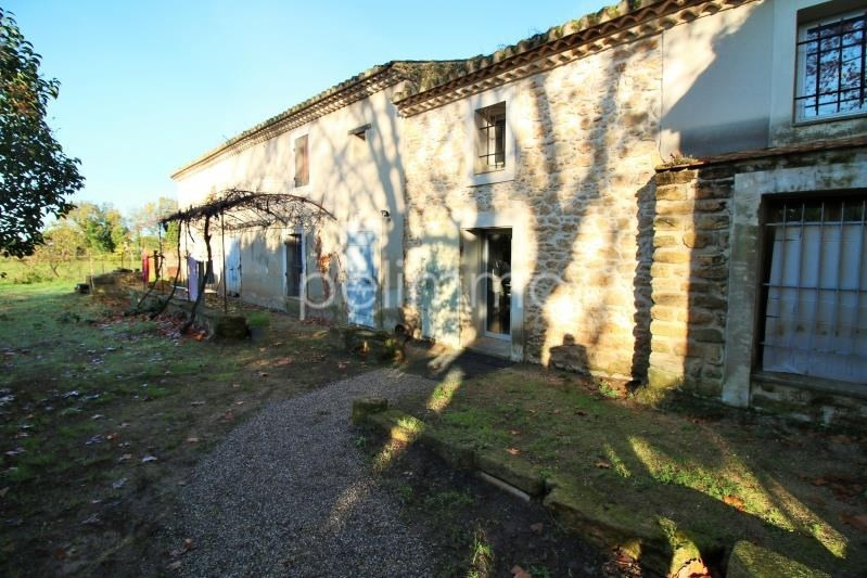 Vente maison / villa Grans 368000€ - Photo 1