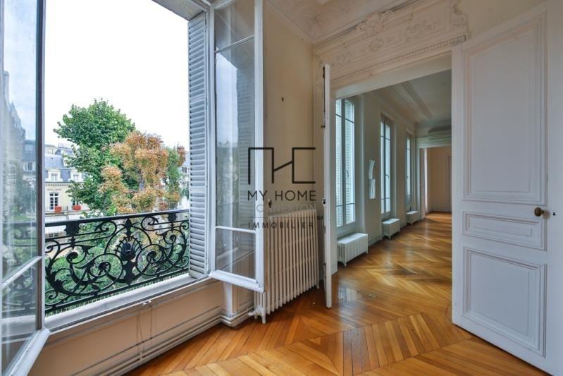 Immobile residenziali di prestigio appartamento Paris 8ème 2290000€ - Fotografia 1