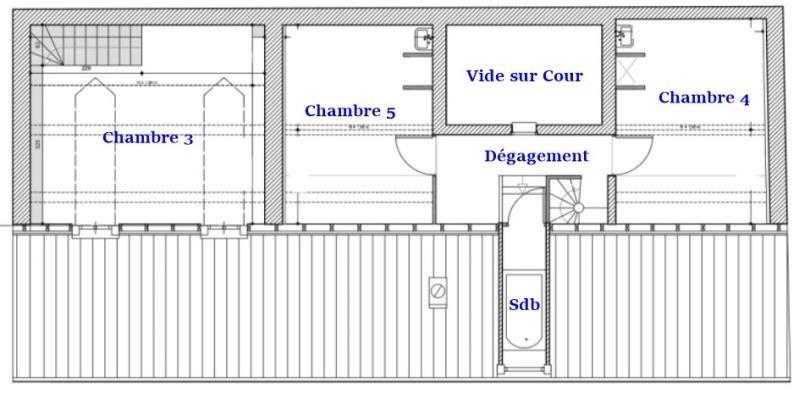 Verkauf von luxusobjekt wohnung Paris 18ème 2380000€ - Fotografie 6