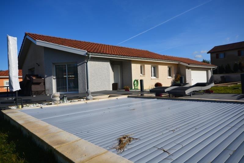 Verkoop  huis Serezin de la tour 299900€ - Foto 7