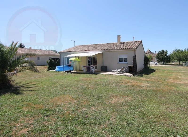 Vente maison / villa Lamonzie saint martin 168000€ - Photo 6