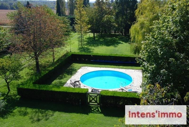 Vente maison / villa Portes les valence 465000€ - Photo 2