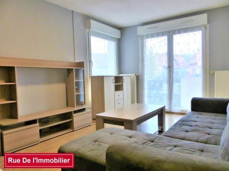 Rental apartment Haguenau 480€ CC - Picture 1