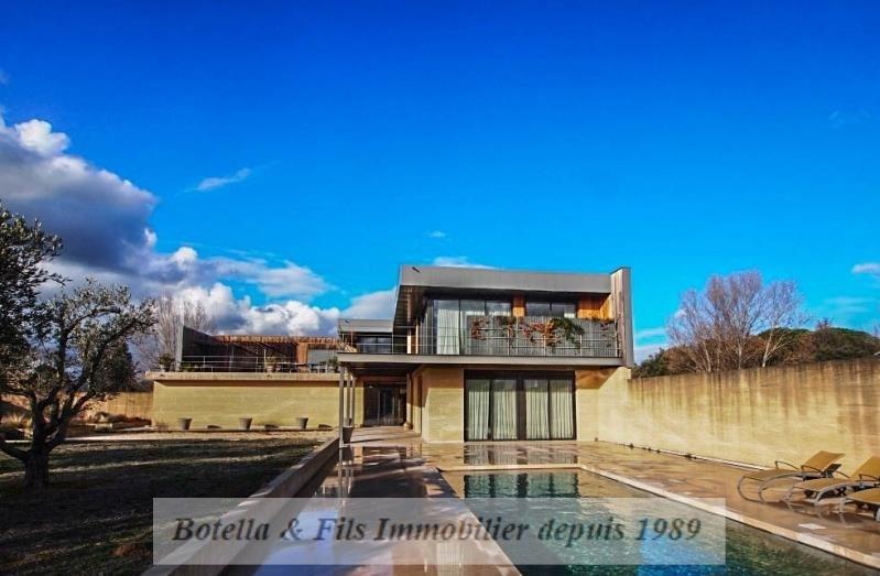 Vente de prestige maison / villa Uzes 720000€ - Photo 1
