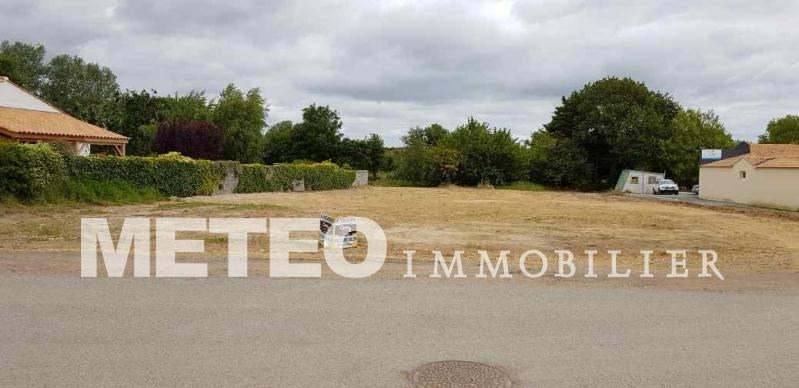 Verkauf grundstück Talmont st hilaire 90380€ - Fotografie 1