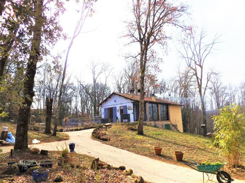 Vente maison / villa Castelnaud-la-chapelle 244000€ - Photo 1