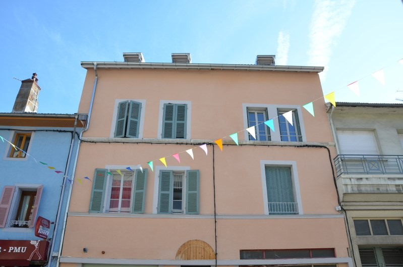 Location appartement Nantua 538€ CC - Photo 1