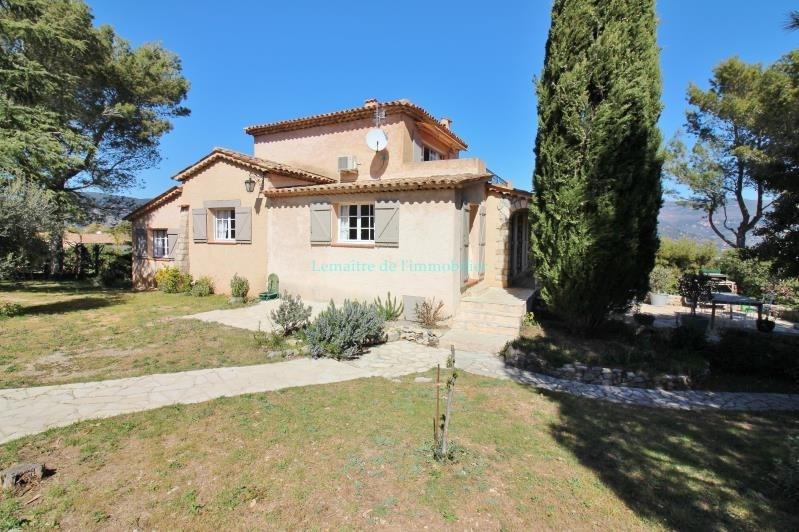 Vente de prestige maison / villa Peymeinade 625000€ - Photo 7