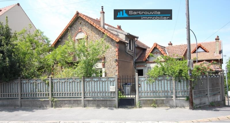 Sale house / villa Sartrouville 363 000€ - Picture 1