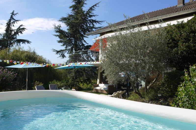 Sale house / villa Reventin vaugris 389500€ - Picture 2
