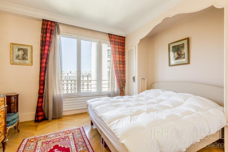 Vente de prestige appartement Paris 16ème 1 510 000€ - Photo 4