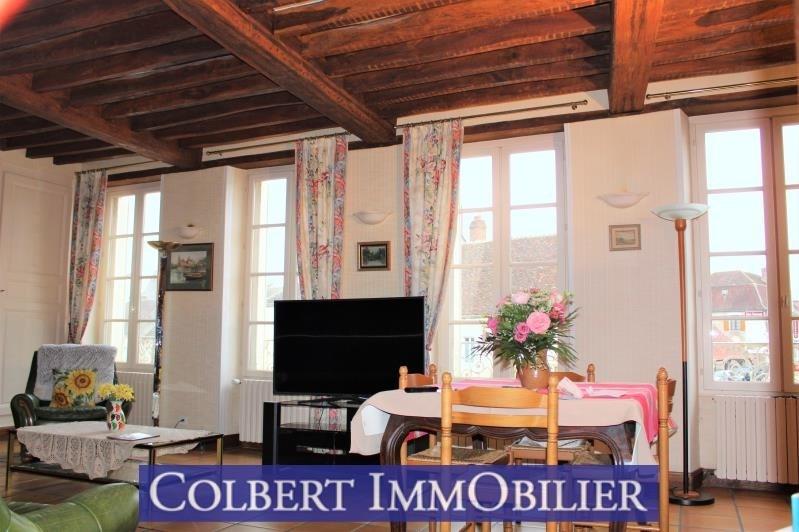 Vente maison / villa Seignelay 158000€ - Photo 1