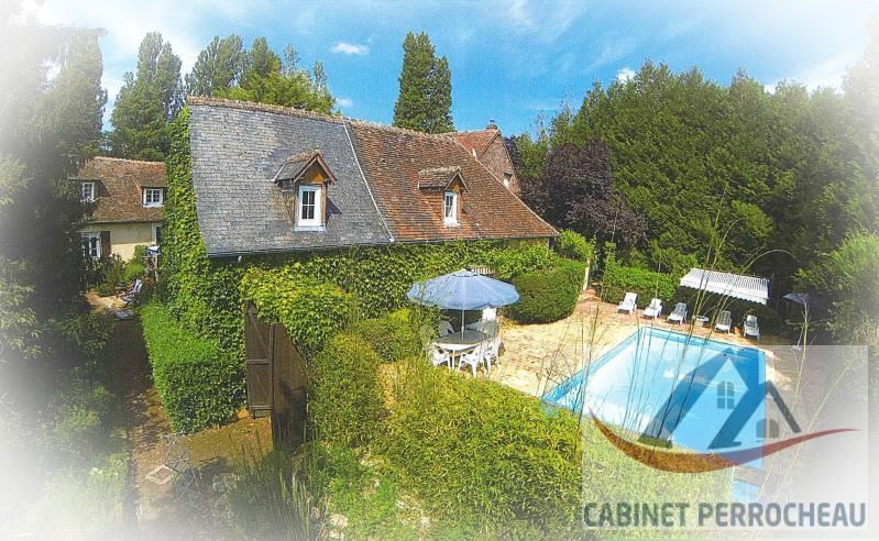 Vente maison / villa La chartre sur le loir 299000€ - Photo 2