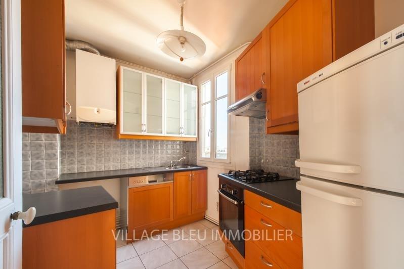 Rental apartment Asnieres sur seine 1090€ CC - Picture 3