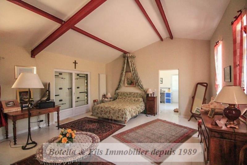 Verkoop  huis Uzes 442500€ - Foto 7