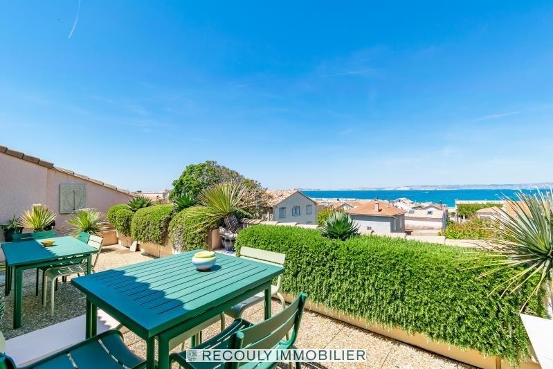 Vente de prestige appartement Marseille 8ème 895000€ - Photo 3