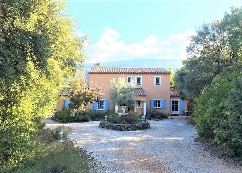 Deluxe sale house / villa Nans les pins 770000€ - Picture 2