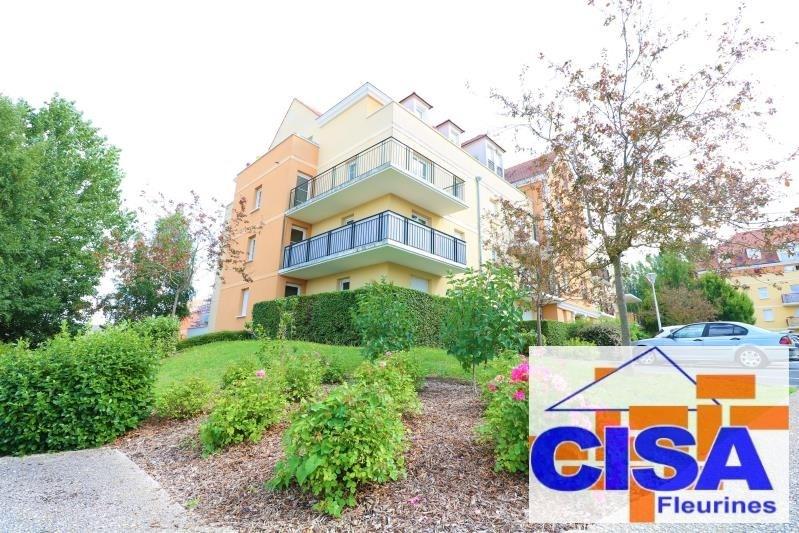 Sale apartment Verberie 149000€ - Picture 1