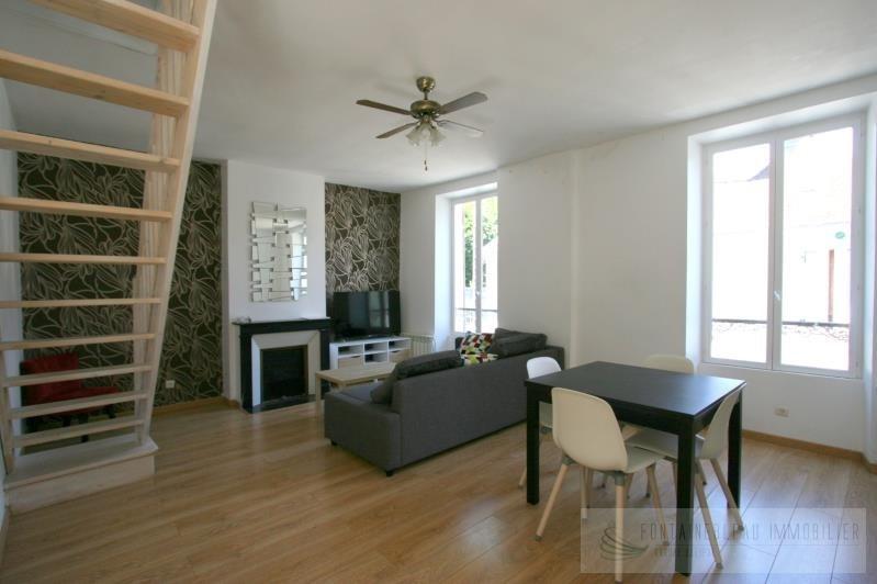 Sale apartment Fontainebleau 199000€ - Picture 1