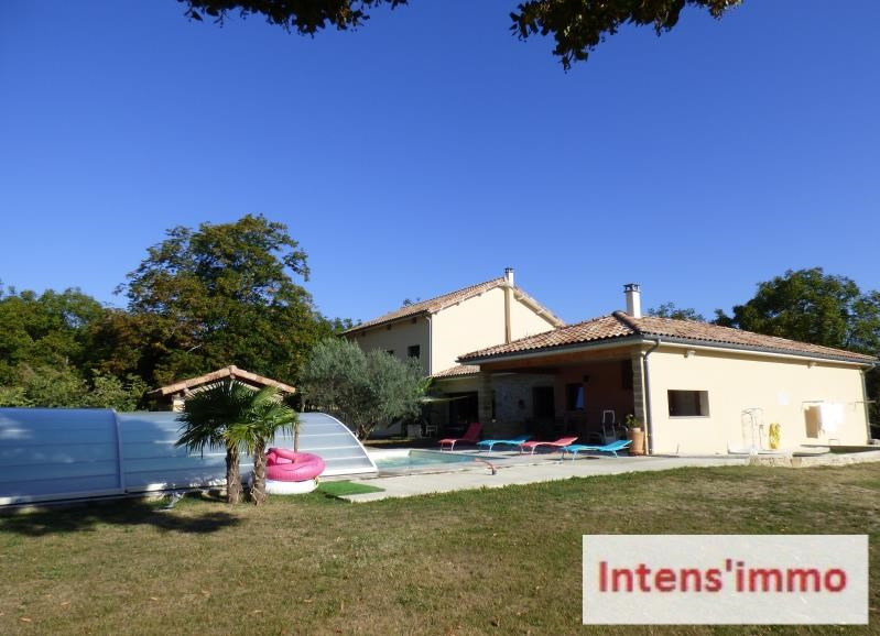 Vente de prestige maison / villa Chatillon saint jean 760 000€ - Photo 2