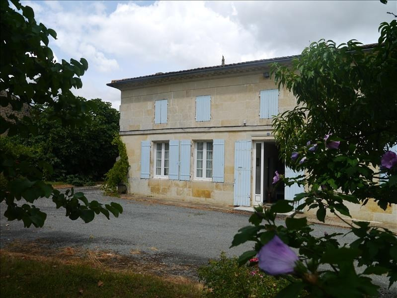 Vente maison / villa Gemozac 149460€ - Photo 9