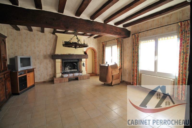Sale house / villa La chartre sur le loir 95000€ - Picture 3