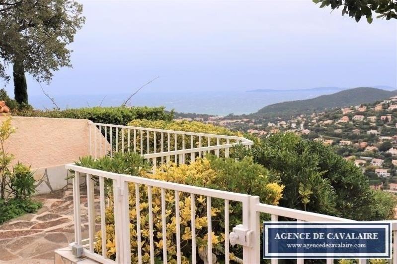 Vente maison / villa Cavalaire sur mer 495000€ - Photo 1