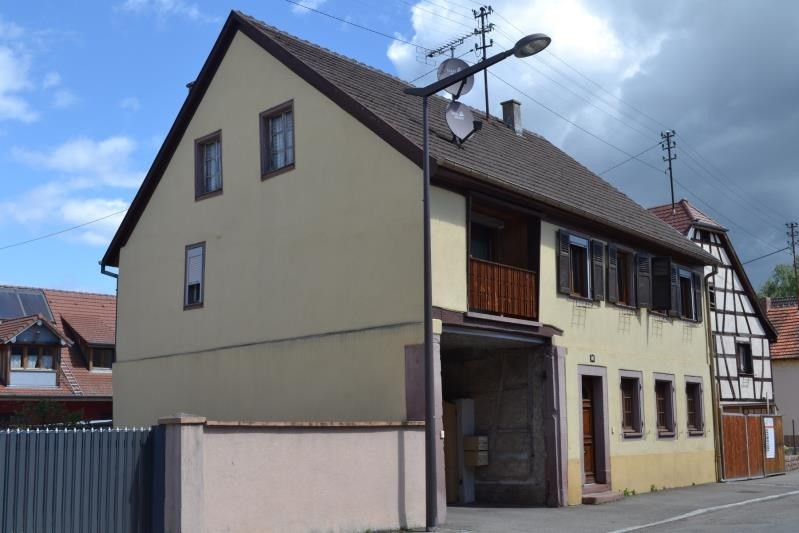 Sale house / villa Ostheim 234000€ - Picture 1