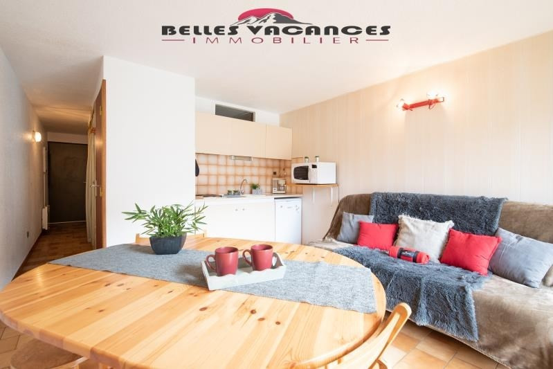 Sale apartment St lary soulan 97 500€ - Picture 3