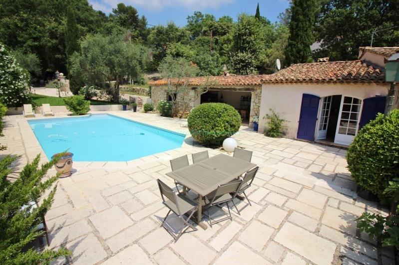 Vente de prestige maison / villa Le tignet 698000€ - Photo 3