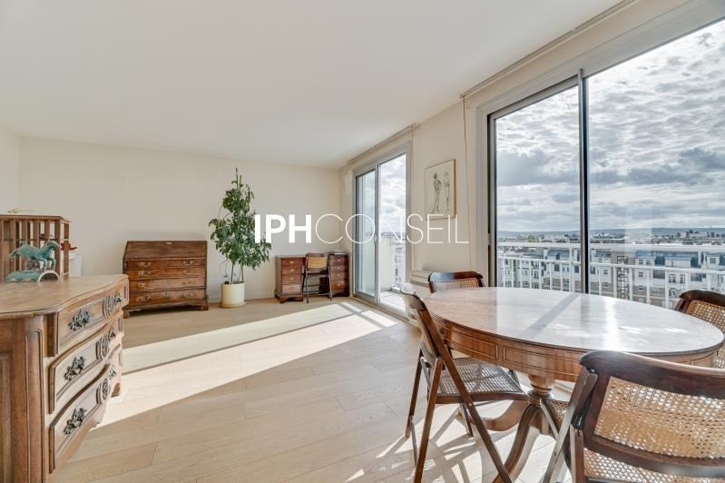 Vente appartement Paris 16ème 850000€ - Photo 2