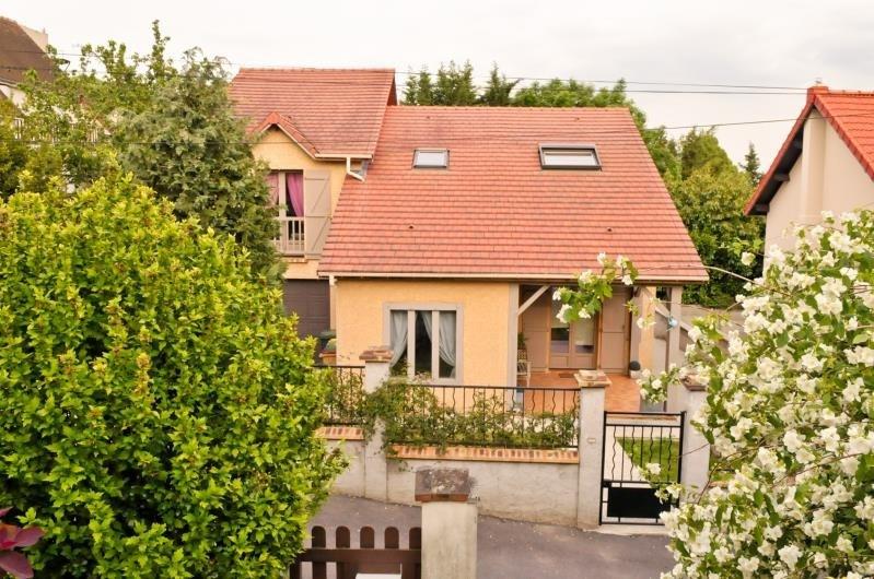 Sale house / villa Sannois 520000€ - Picture 2