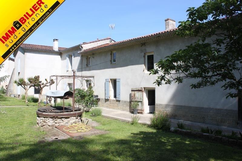 Revenda casa Langon 171000€ - Fotografia 1