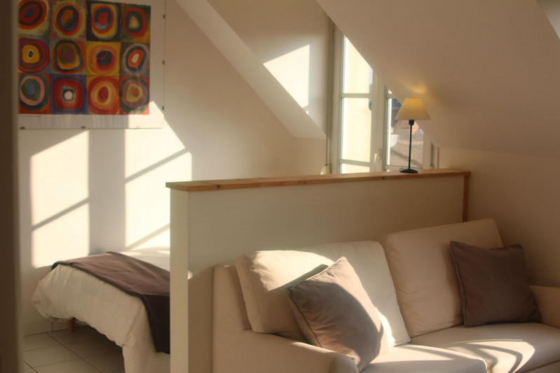 Rental apartment Fontainebleau 795€ CC - Picture 3
